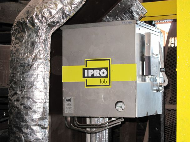 IPROlub for HEAVY INDUSTRY